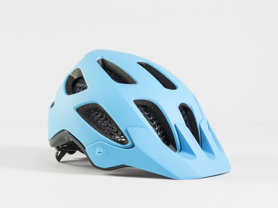 Bontrager Helmet Rally WaveCel Large Azure/Nautical Navy CE